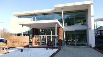 Edificio per uffici - cover
