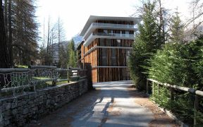 Ex-Palace Bron, Courmayeur 5 star Luxury Hotel and SPA