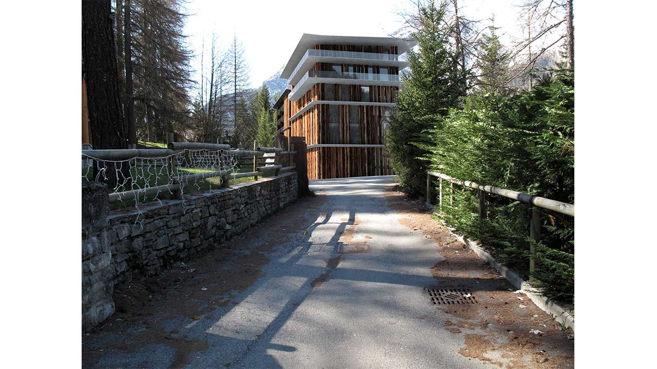 Ex–Palace Bron, Courmayeur 5 star Luxury Hotel and SPA ...