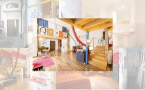Renovation - loft in Turin cover