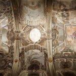 Chiesa di San Bernardino a Saluzzo – Consolidamento delle strutture voltate della navata e restauro conservativo delle superfici decorate