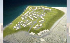 Al Khabbah cliff Resort - copertina