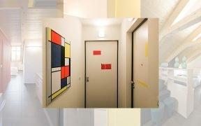 Remebering Mondrian - cover